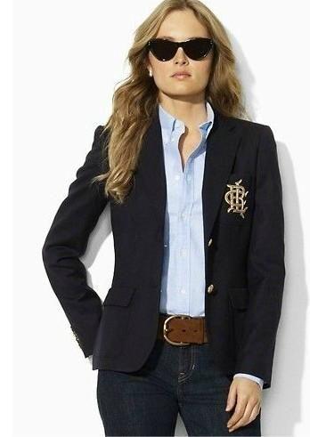 blazers for women women ralph lauren polo blazer black cheap women blazer jacket 1 VSQLKNY