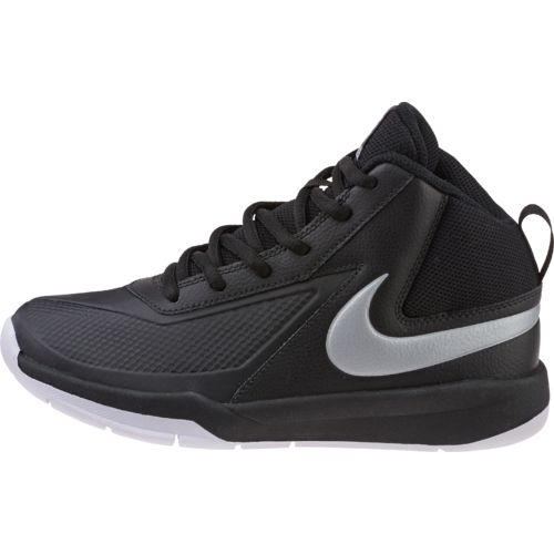 boys nike shoes nike boysu0027 team hustle d7 basketball shoes ELCBDAA
