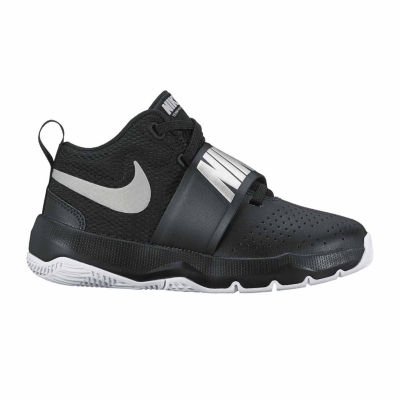 boys nike shoes nike team hustle d boys basketball shoes - little kids CFPDWHR
