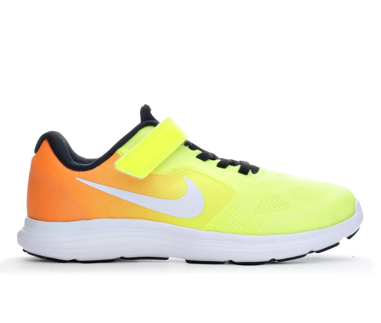 boys nike shoes revolution 3 10.5-3 running shoes RQZLQIQ
