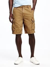 broken-in cargo shorts for men (10 TUDRECS