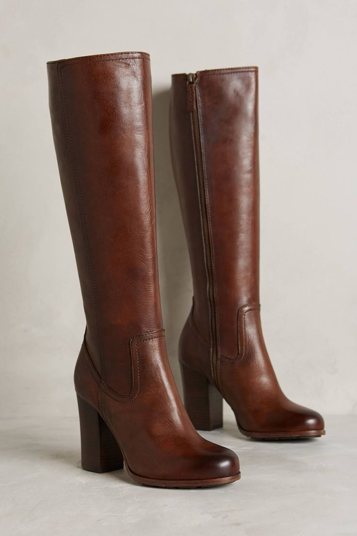 Brown boots for all seasons