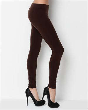 brown leggings brown stretch womenu0027s leggings SCDYFFA