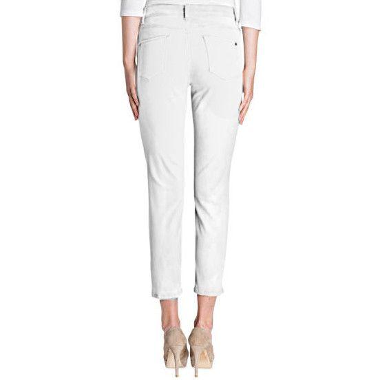 cambio jeans ... cambio cambio piper short jeans - white AENLKFV