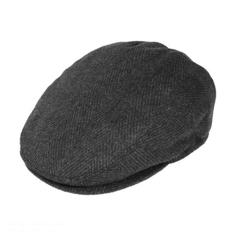 cap hat jaxon hats large herringbone wool blend ivy cap NDODXKU