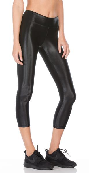 capri leggings lustrous capri legging - koral activewear XXAHIPZ