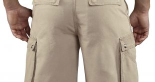 cargo shorts for men carhartt rugged cargo shorts - factory seconds (for men) EAKNEPP
