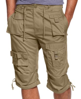 cargo shorts for men sean john menu0027s classic flight cargo 14 DOTKWLH