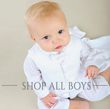 christening outfits for boys | designed by one small child FELOGUI