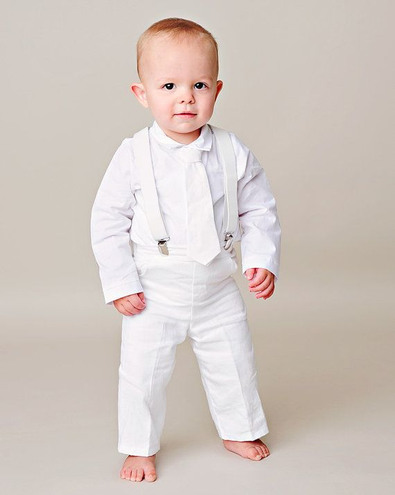 christening outfits for boys landen baby boy suspender christening baptism by onesmallchild this would  be perfect! UFQWVQZ