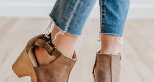 clog boots restock: free people: amber orchard clog in taupe YFKFTPF