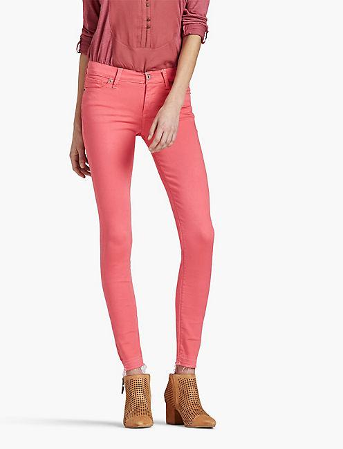 colored jeans lucky brooke legging jean WRTLMQZ