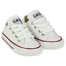 converse shoes for kids converse all star chuck ox 7j256 canvas white kids baby toddler shoes ZLZHUIK