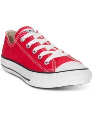 converse shoes for kids converse little boysu0027 u0026 girlsu0027 chuck taylor original sneakers from finish  line GILGCNM