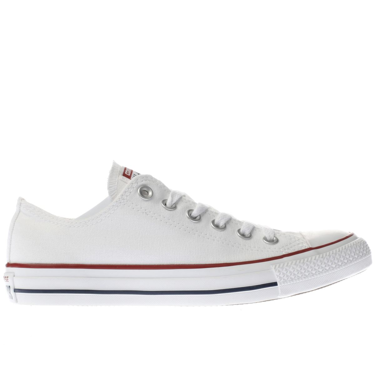 converse trainers converse white all star oxford womens trainers JUCAIWS