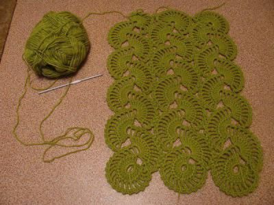 cool crochet patterns wave - crochet pattern- see chart OCZQDEV