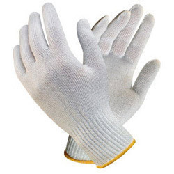 cotton knitted gloves EJPORER