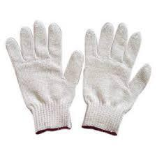 cotton knitted gloves RRBPPQQ