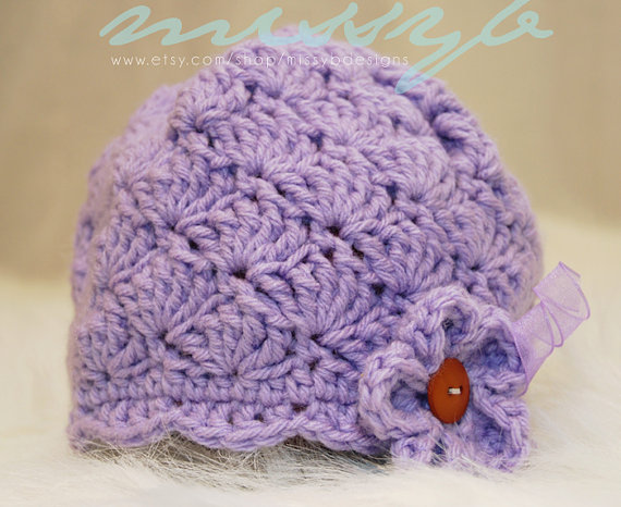 crochet baby beanie pattern like this item? WPGLCYZ
