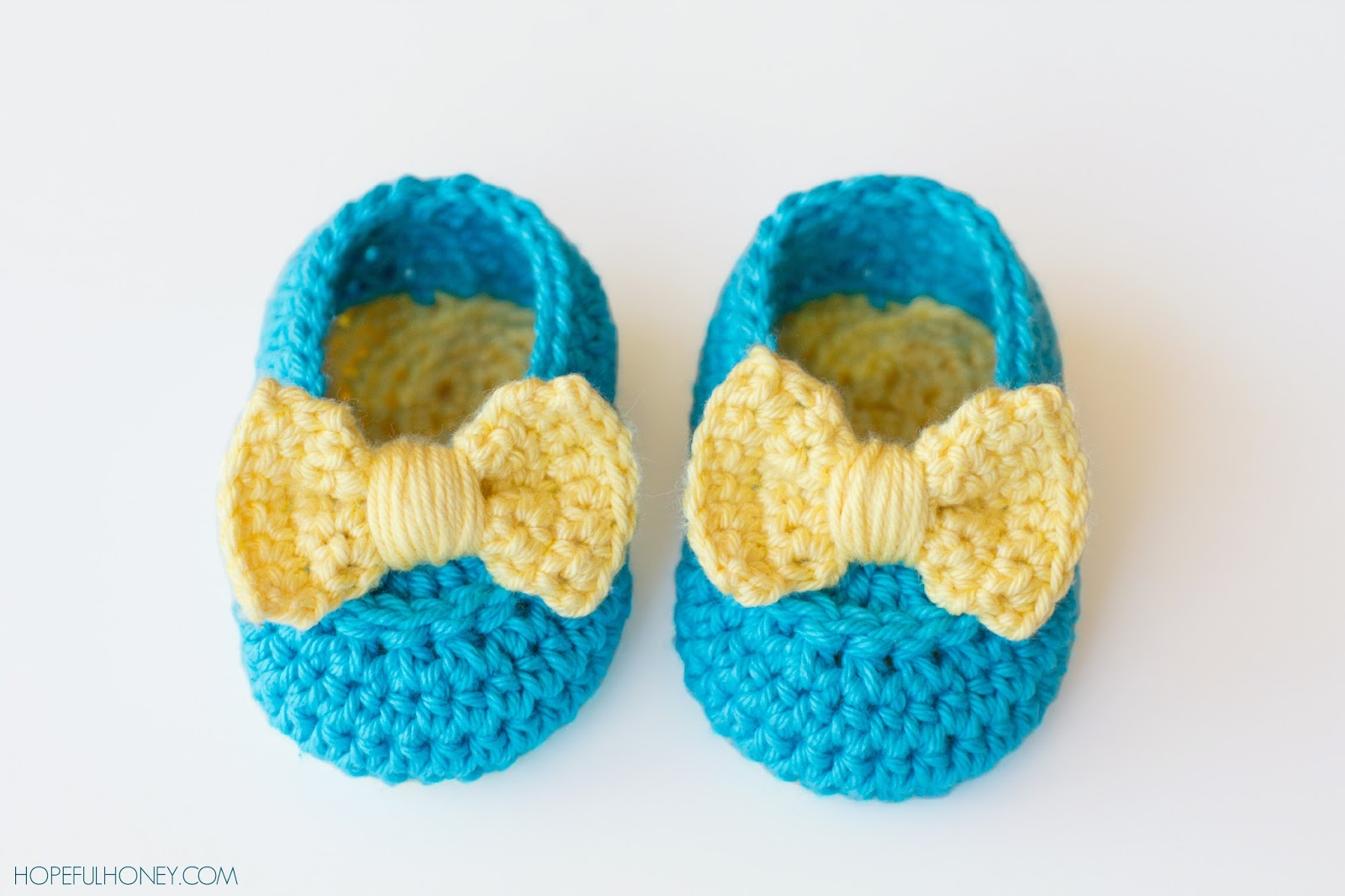 crochet baby booties crochet lemon drop baby booties MVZFWTK