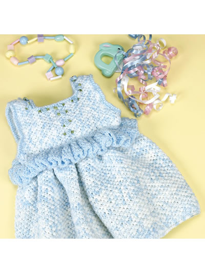 crochet baby clothes baby blue jumper RRHZQDA