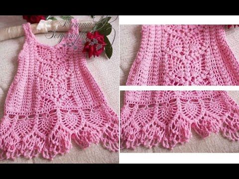 Crochet Baby Dress Pattern Crochet Patterns For Free Crochet Baby