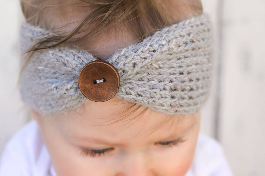 Crochet Baby Headbands Free Crochet Headband Pattern Sizes Include