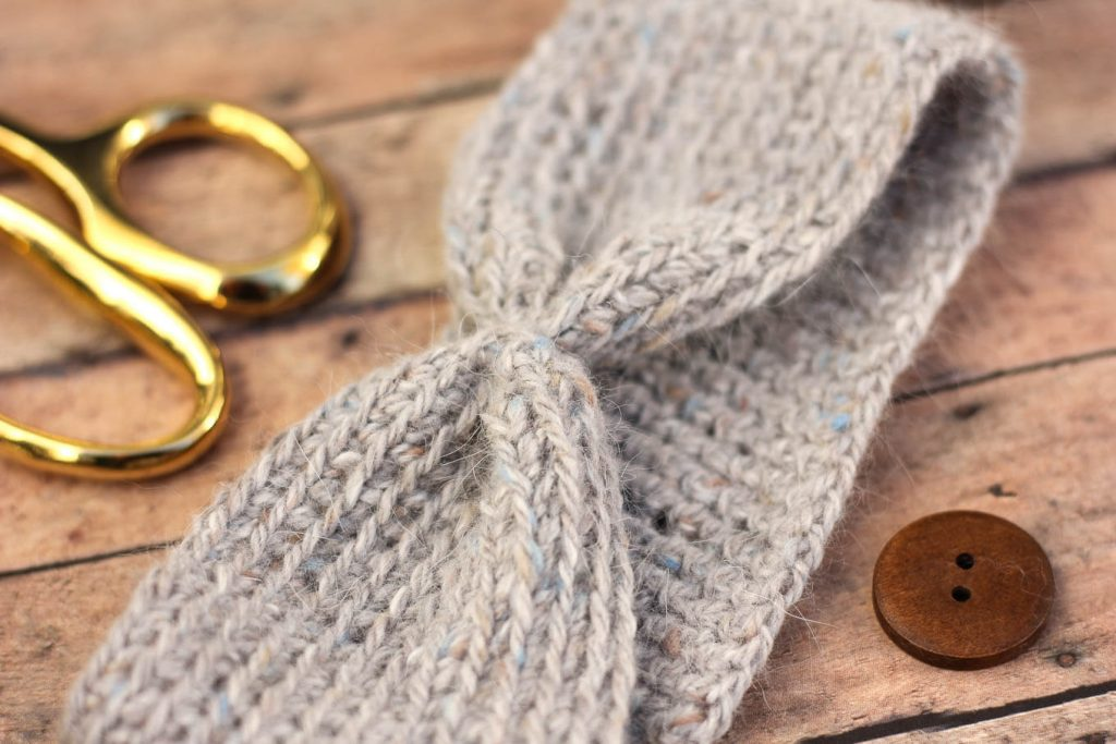 Crochet Baby Headbands Free Crochet Headband Pattern Sizes Include