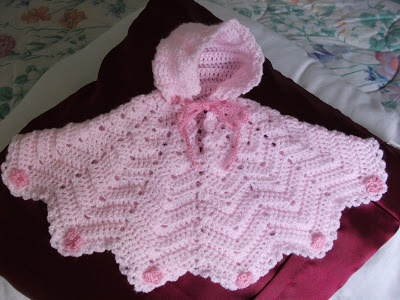 crochet baby patterns baby girl ripple poncho free crochet pattern ... UNXMUTJ