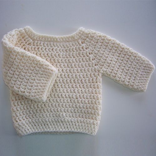 crochet baby sweater crochet for children: baby bumpy sweater - free pattern EXMVRTP