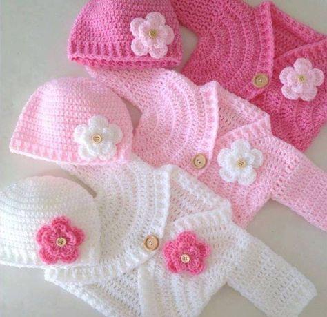 crochet baby sweater kids crochet, baby cardigan, winter clothing, free pattern gift ideas DJUOZDV