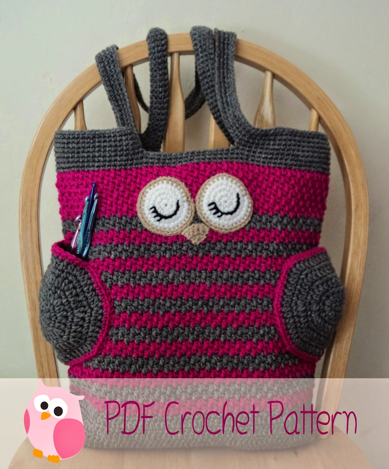 crochet bag pattern crochet diaper bag pattern CYWWVMH