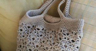 crochet bag pattern daisy fields beach bag crochet pattern AWUQKLN