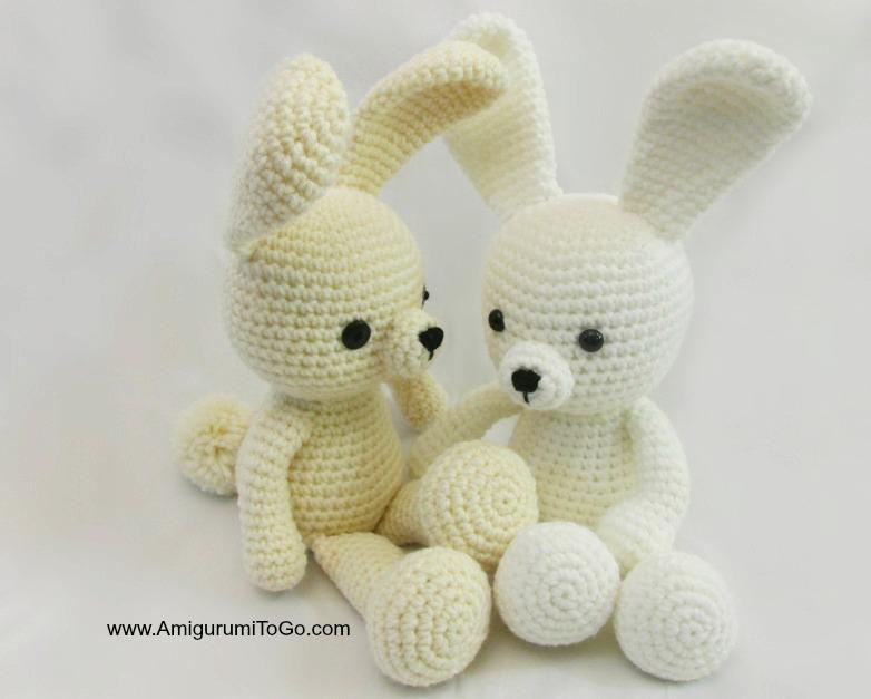 crochet bunny pattern dress me bunny YZOHECJ