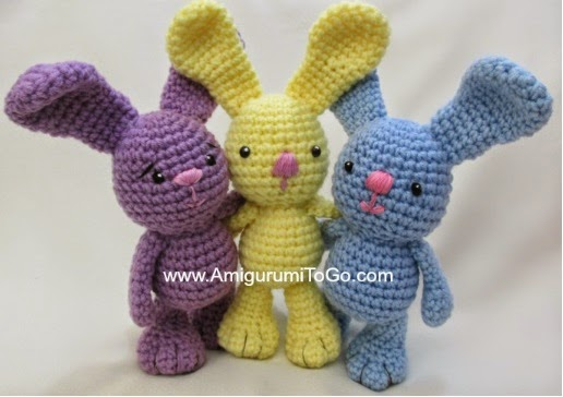 Crochet Bunny Pattern Free Crochet Bunny Patterns Crochet Bunny