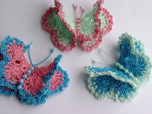 Different Kinds Of Crochet Butterfly Pattern Fashionarrow
