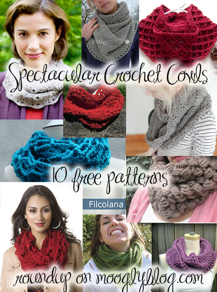 crochet cowls free crochet cowl patterns free crochet infinity scarf patterns  crochet gift ideas PNBKUDP