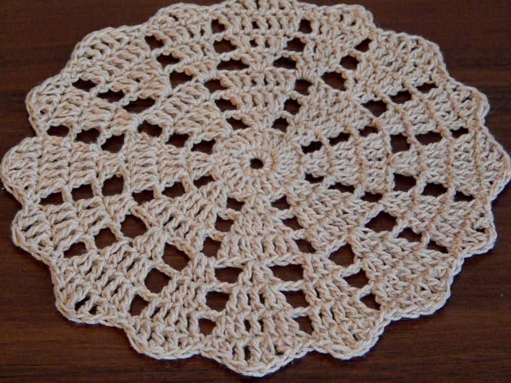 crochet doilies crochet doily step by step tutorial LIYVRIB