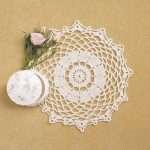 The two most popular crochet doily patterns