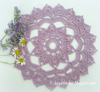 crochet doily patterns small crochet doily MIKRUPI