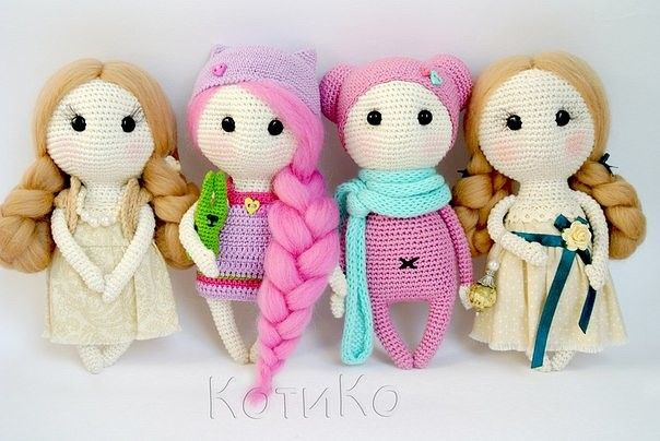 crochet doll patterns amigurumi crochet dolls free pattern OTNONIH