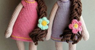 crochet doll patterns pattern good girls pdf crochet two doll pattern NQEWNRJ