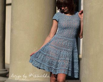 crochet dress pattern 25+ best crochet dress patterns ideas on pinterest | crochet baby dresses,  crochet baby ONBIGCW