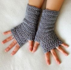crochet fingerless gloves knit fingerless gloves grey fingerless mittens arm warmer driver gloves men  women teen to XJNFLUC