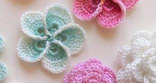crochet flower pattern like this item? ZFFSGLG