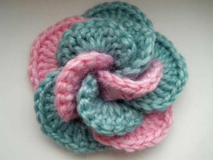 Crochet Flower Pattern The 25 Best Crochet Flower Patterns Ideas On