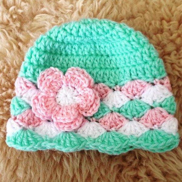 crochet hat 25 easy crochet hats with free tutorials WQLGARH