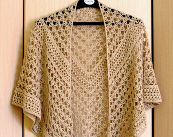 crochet shawl pattern - rings of lace pattern - triangulare shawl pattern -  diy EOPEHDQ