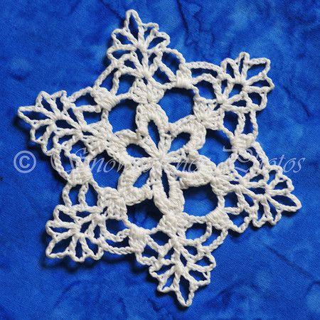crochet snowflakes san luis peak snowflake. crochet ... ZWXRCJF