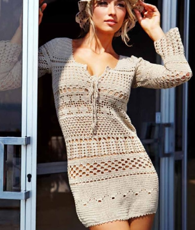 A Crochet Tunic For Every Day Season And Occasion Fashionarrow